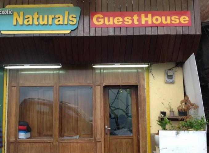Exotic Naturals Guest House Shimla