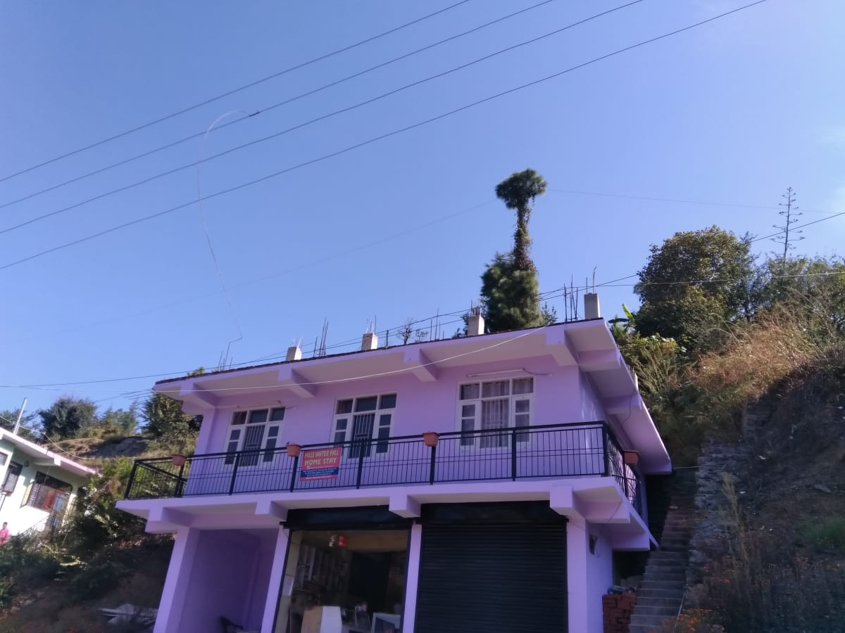 Hills Water Fall Home Stay Shimla
