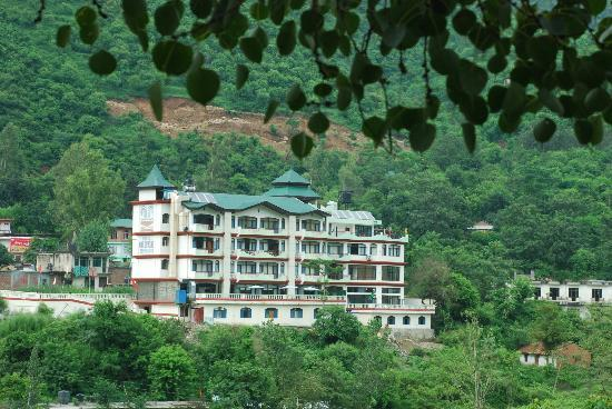 Hot Spring Therme and Spa Hotel Shimla