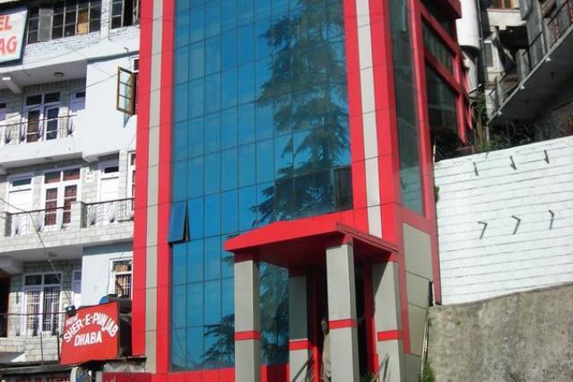 The Cedar Grand Hotel Shimla  Rooms  Rates  Photos