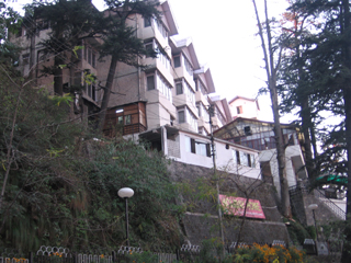 The Holiday Home Shimla