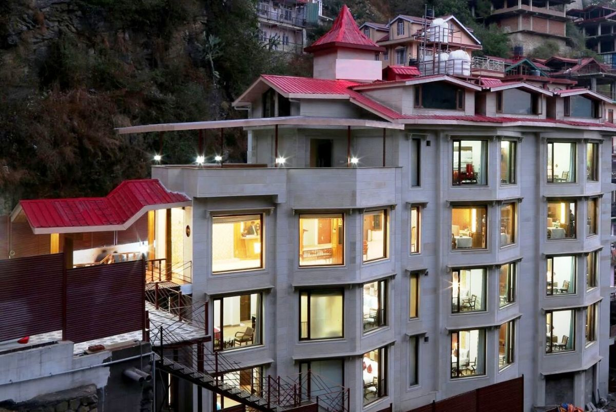 The Rock Castle Hotel Shimla