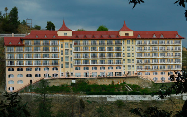 Toshali Royal View Hotel Shimla