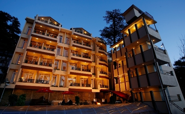 Willow Banks Hotel Shimla