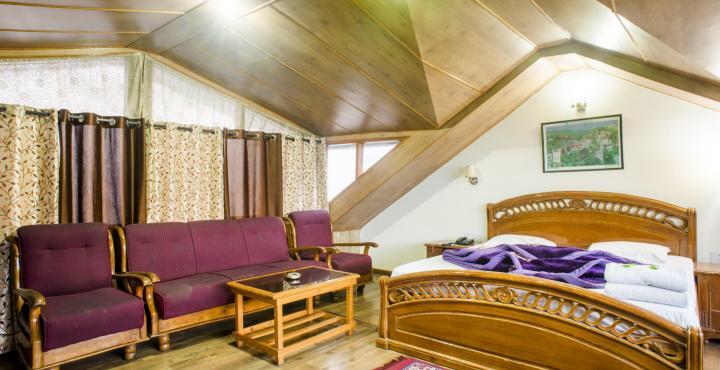 Apple Rose Hotel Shimla Rooms Rates Photos Reviews